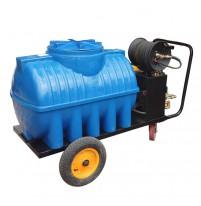 Máy phun rửa cao áp dùng xăng có bồn chứa nước Lutian 3WZ-300T