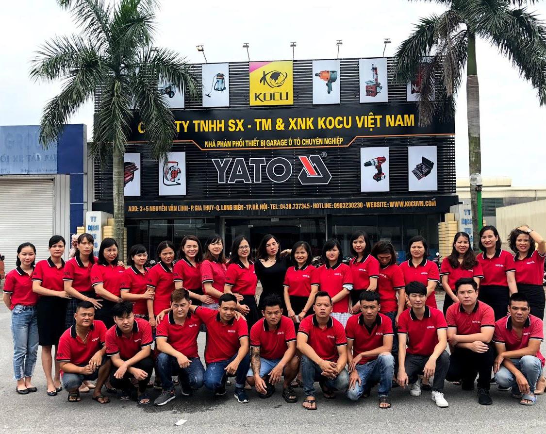 Kocu Việt Nam - Phân phối thiết bị garage chuyên nghiệp